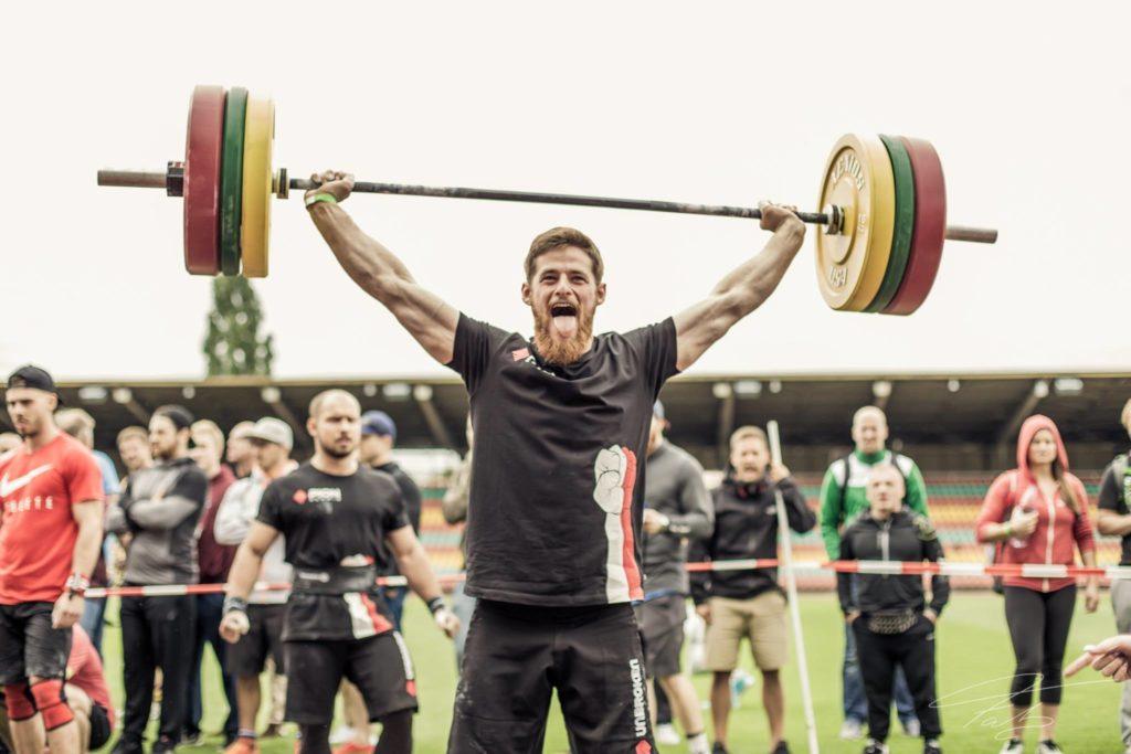 Hubert Kołodziejczak - dieta dla trenujących Crossfit