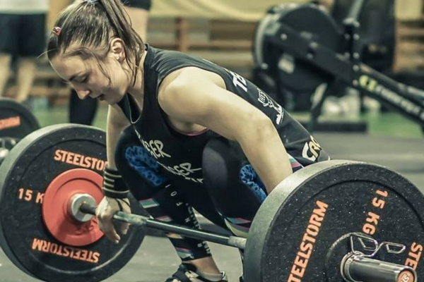 Adrianna Lipska - dieta dla trenujących crossfit