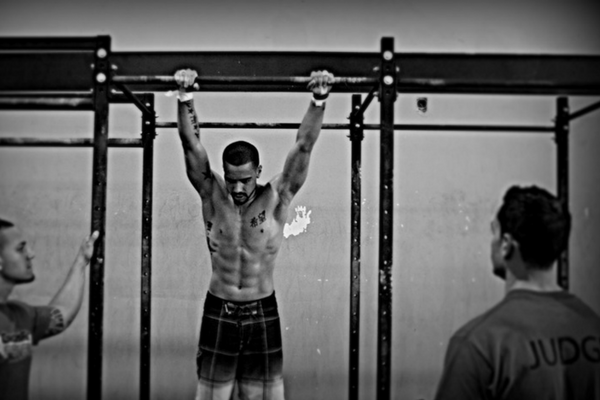 Dieta dla trenujących Crossfit - trening