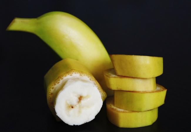 Efekty treningu - banany