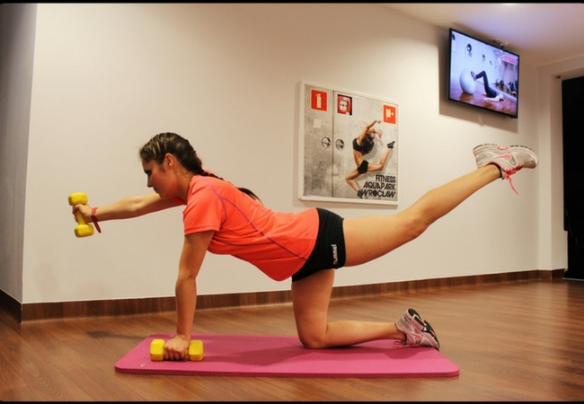 trening siłowy afterfit catering fitpokolenie