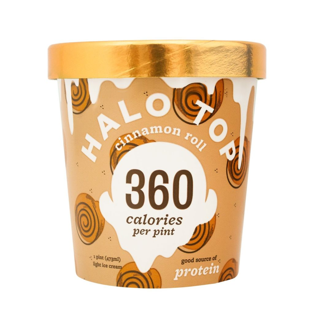 Lody Halo Top